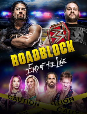 WWE Roadblock End Of The Line 2016 WEBHD مترجم