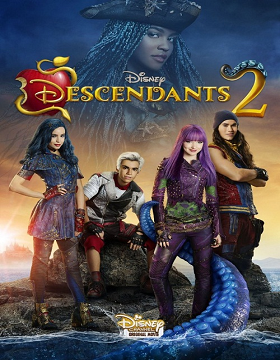 فيلم Descendants 2 2017 مترجم