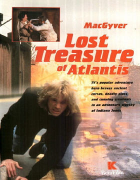 فيلم MacGyver Lost Treasure of Atlantis 1994 مترجم