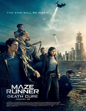 فيلم Maze Runner The Death Cure 2018 مترجم