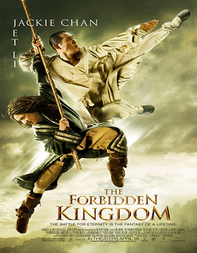 فيلم The Forbidden Kingdom 2008 مترجم