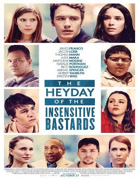 فيلم The Heyday of the Insensitive Bastards 2017 مترجم