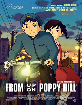 فيلم From Up on Poppy Hill 2011 مترجم