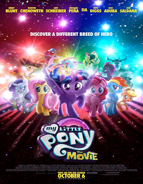 فيلم My Little Pony: The Movie 2017 مترجم