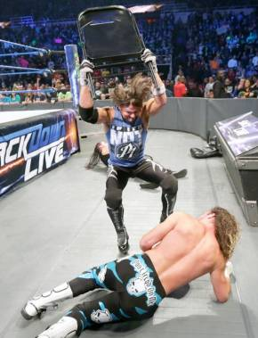 عرض WWE Smackdown 20.12.2016 مترجم