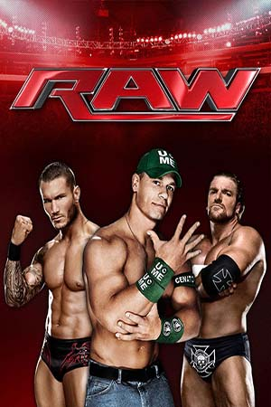 عرض WWE Monday Night Raw 2016.02.15 مترجم