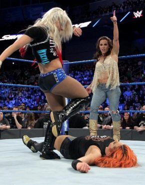 عرض WWE Smackdown 24.01.2017 مترجم