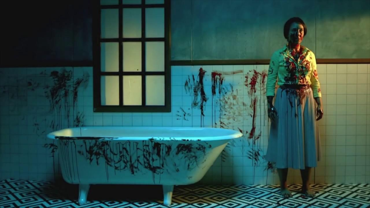فيلم Horror Bathroom 2019