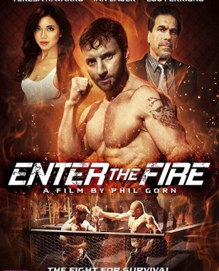 فيلم Enter the Fire 2018 مترجم