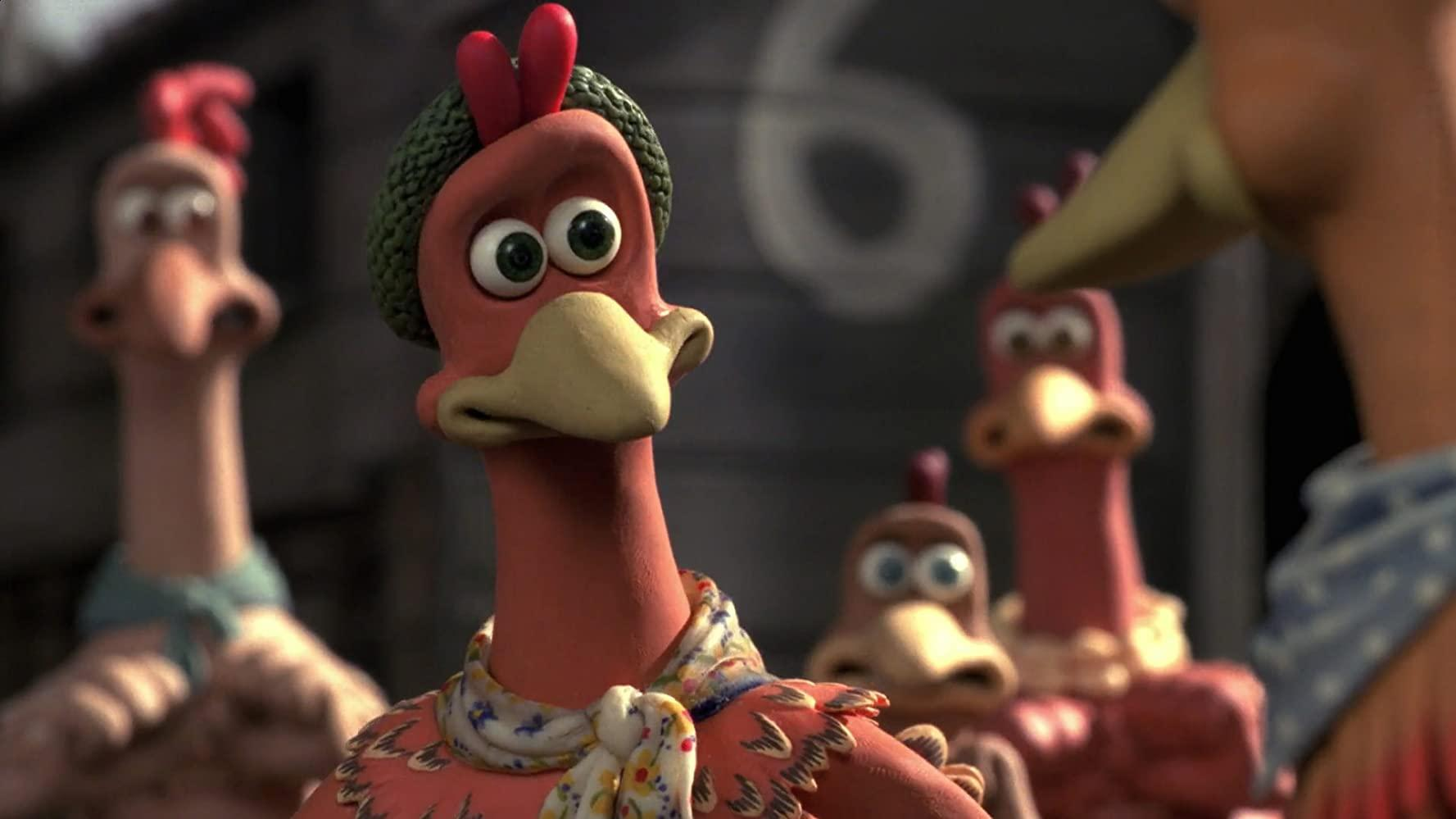 فيلم Chicken Run 2000