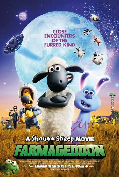 فيلم A Shaun the Sheep Movie: Farmageddon 2019 مترجم