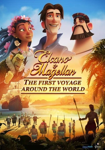 فيلم Elcano & Magallanes: First Trip Around the World 2019 مترجم