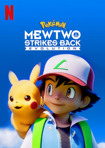 فيلم Pokémon the Movie: Mewtwo Strikes Back Evolution 2019 مترجم