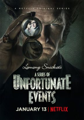 مسلسل A Series of Unfortunate Events