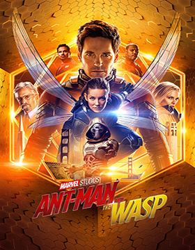 فيلم Ant Man and the Wasp 2018 مترجم