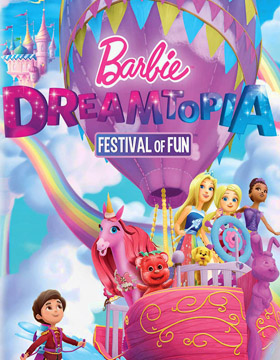 فيلم Barbie Dreamtopia: Festival of Fun 2017 مترجم
