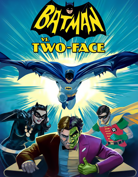 فيلم Batman vs Two Face 2017 مترجم