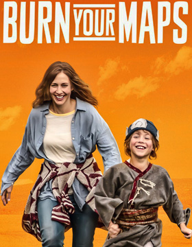 فيلم Burn Your Maps 2016 مترجم