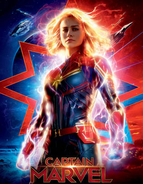 فيلم Captain Marvel 2019 مترجم