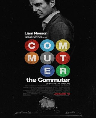 فيلم The Commuter 2018 مترجم