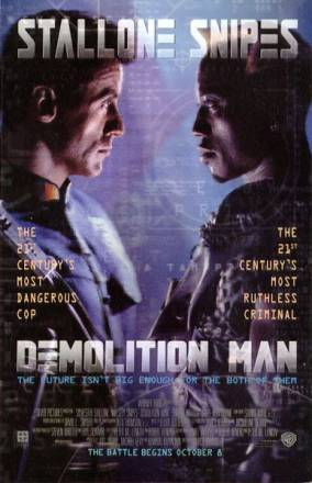 فيلم Demolition Man 1993 مترجم