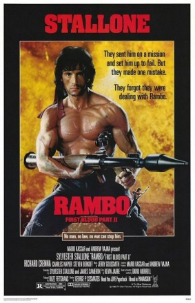 فيلم Rambo First Blood 2 1985 مترجم