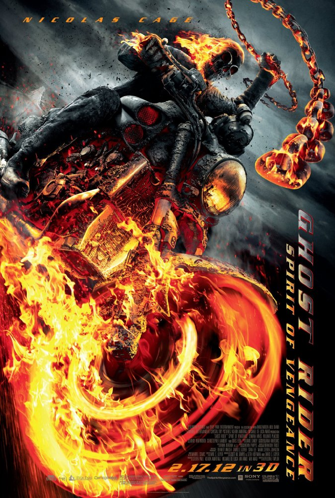 فيلم Ghost Rider: Spirit of Vengeance 2011 مترجم