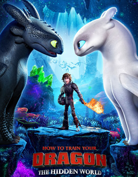 فيلم How to Train Your Dragon The Hidden World 2019 مترجم