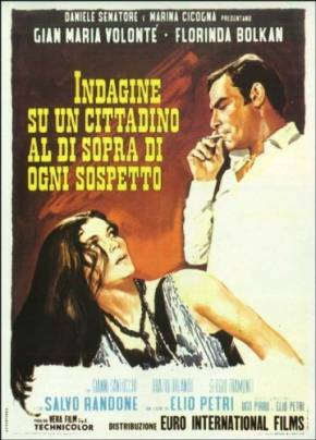 فيلم Investigation of a Citizen Above Suspicion 1970 مترجم