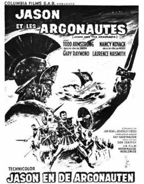 فيلم Jason and the Argonauts 1963 مترجم
