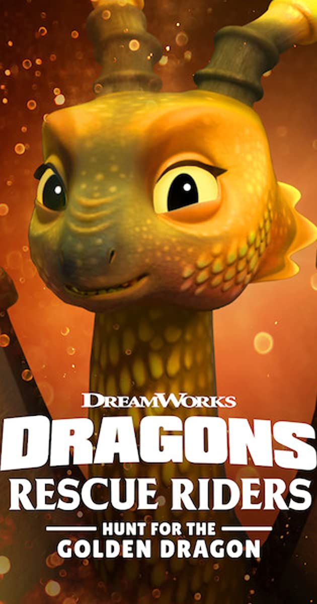 فيلم Dragons Rescue Riders Hunt for the Golden Dragon 2020