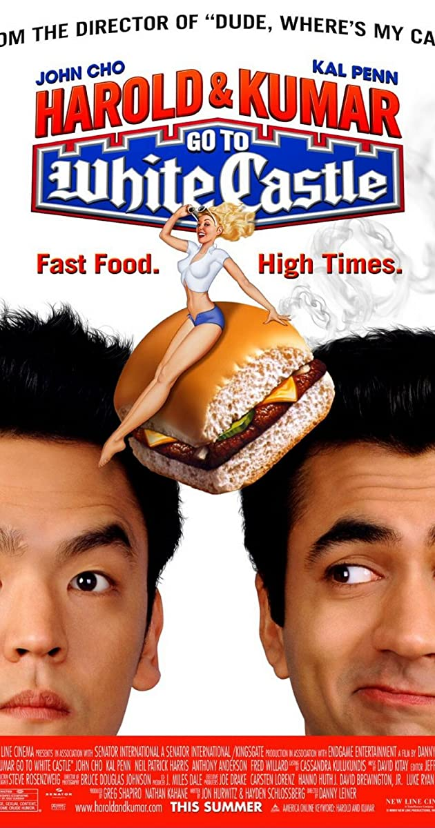 فيلم Harold & Kumar Go to White Castle 2004