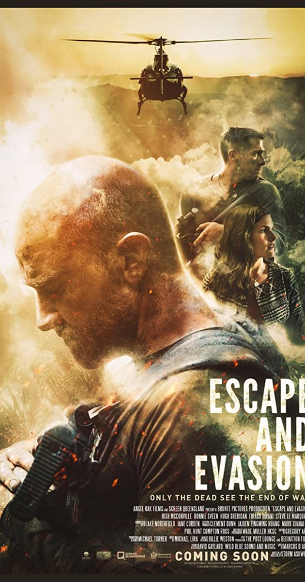 فيلم Escape And Evasion 2019