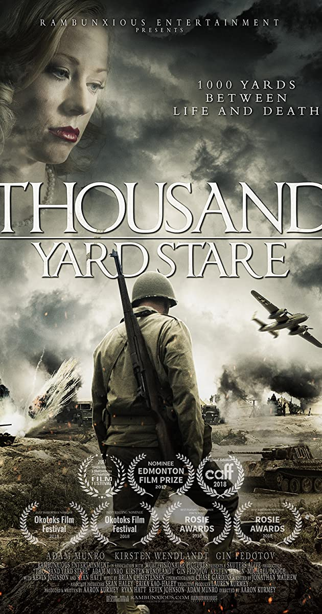 فيلم Thousand Yard Stare 2018