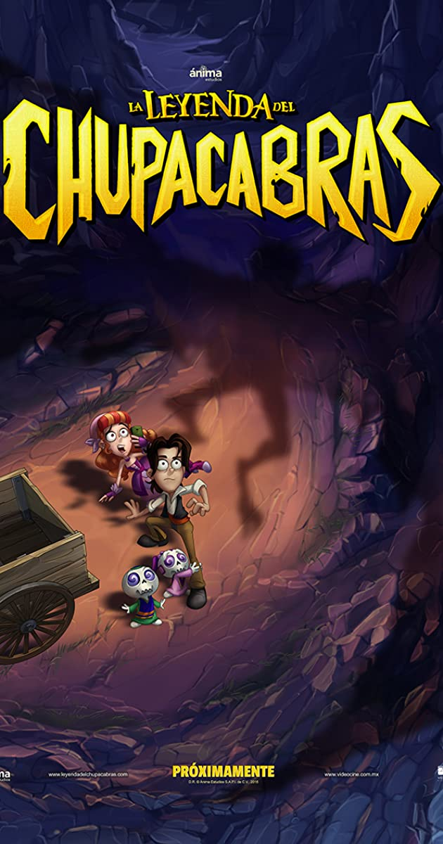 فيلم The Legend of Chupacabras 2016