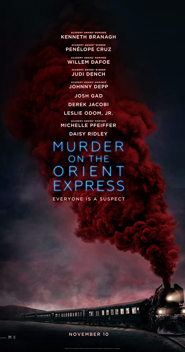 فيلم Murder on the Orient Express 1974