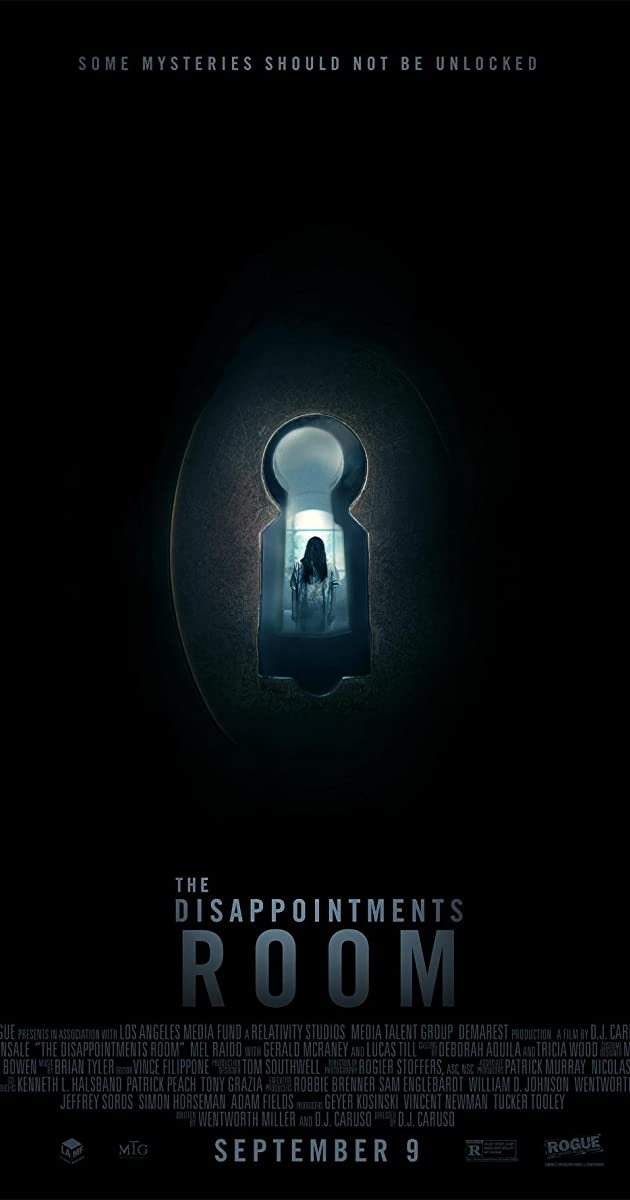 فيلم The Disappointments Room 2016