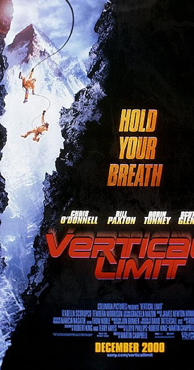 فيلم Vertical Limit 2000