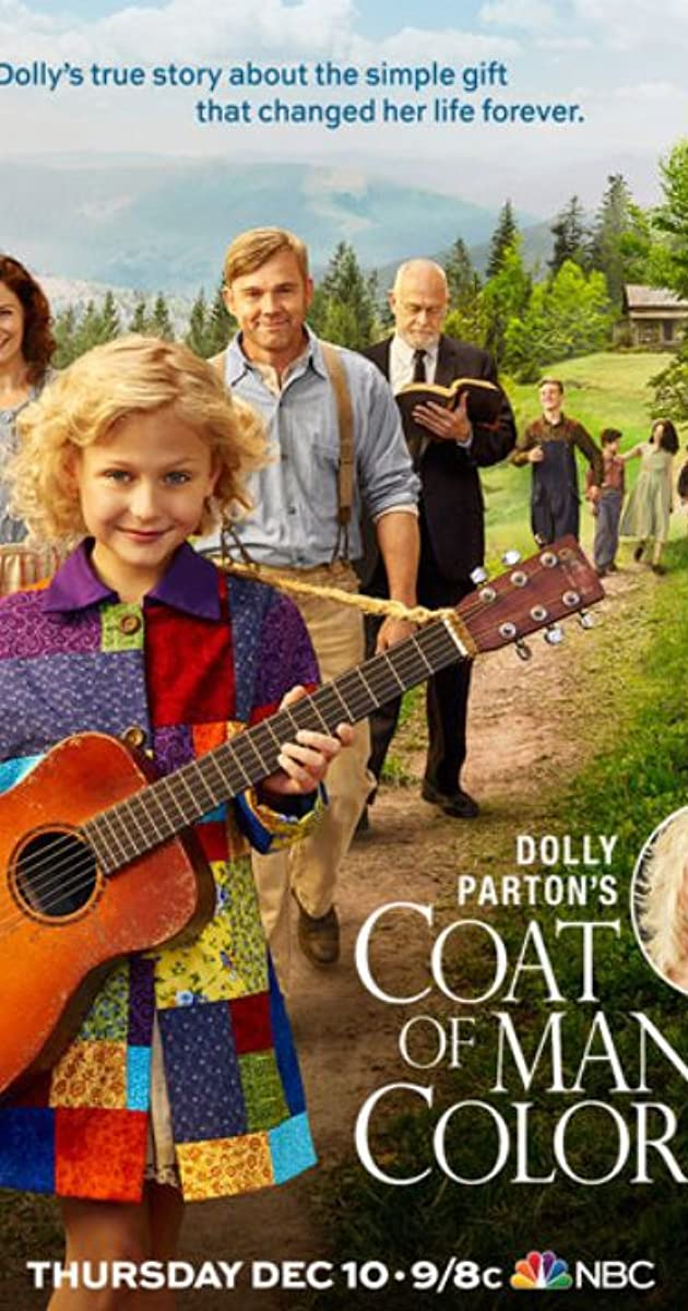 فيلم Dolly Partons Coat of Many Colors 2015