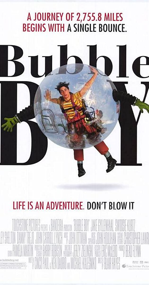 فيلم Bubble Boy 2001