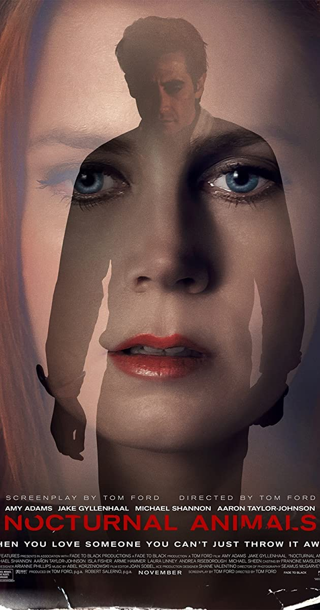 فيلم Nocturnal Animals 2016