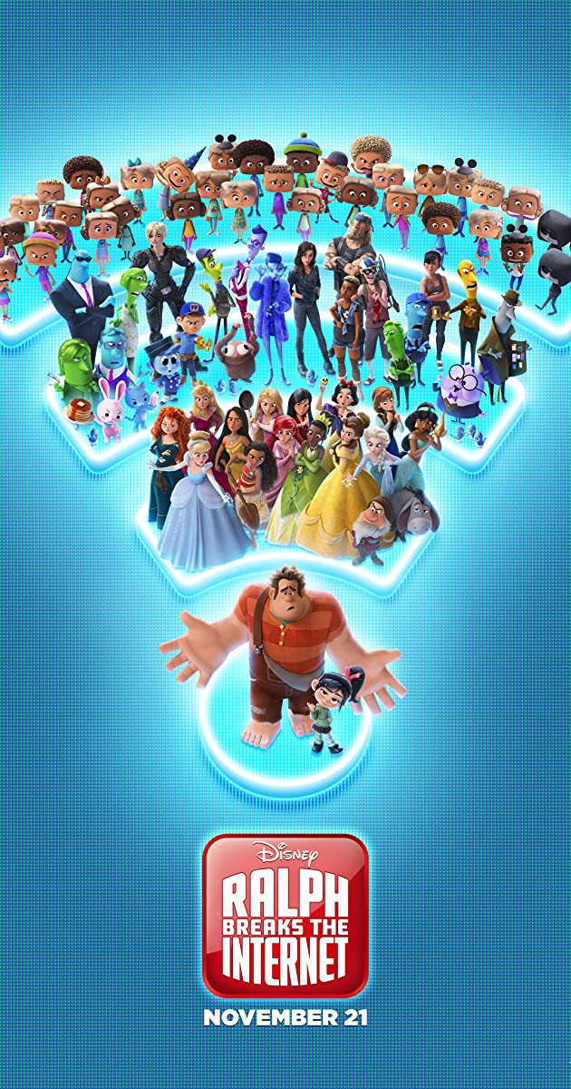 فيلم Ralph Breaks the Internet 2018