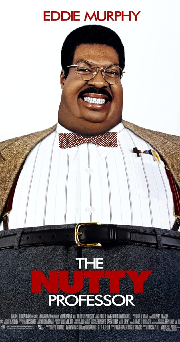 فيلم The Nutty Professor 1996