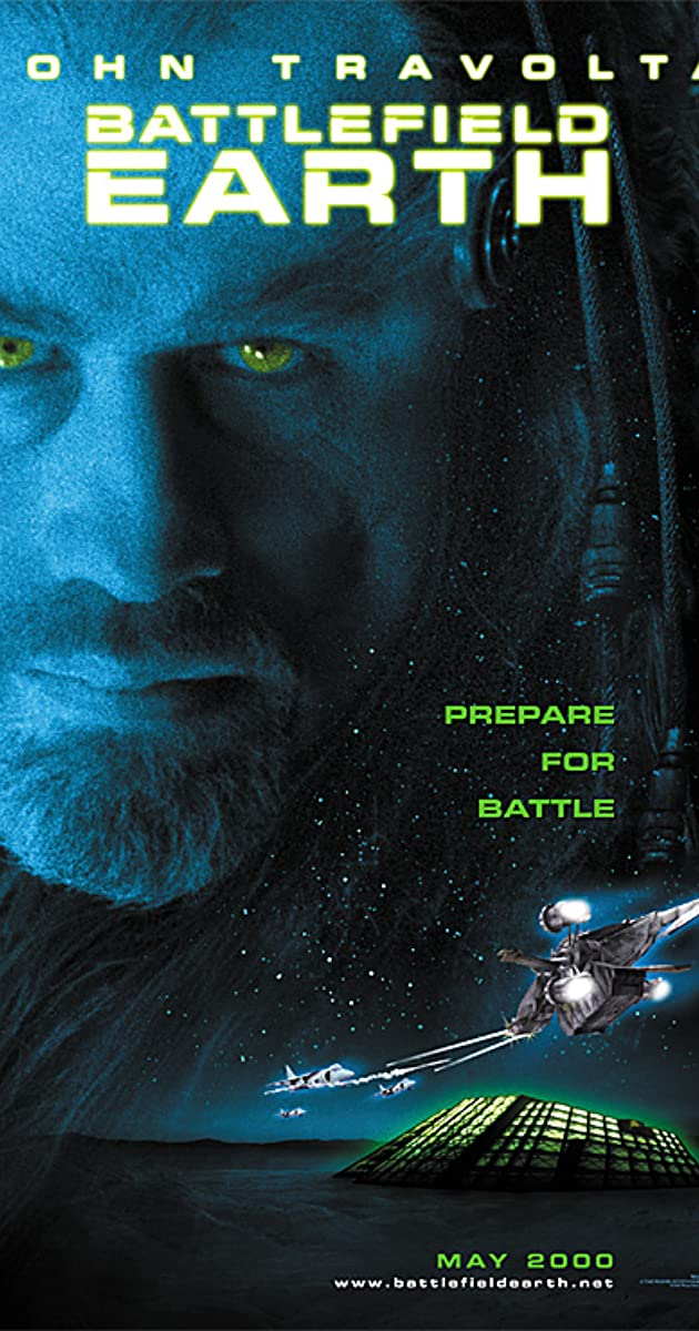 فيلم Battlefield Earth 2000