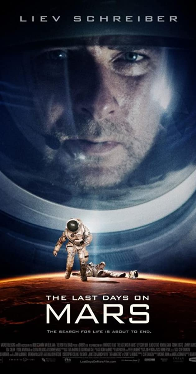 فيلم The Last Days on Mars 2013