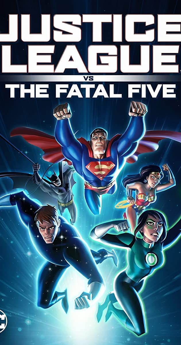 فيلم Justice League vs the Fatal Five 2019