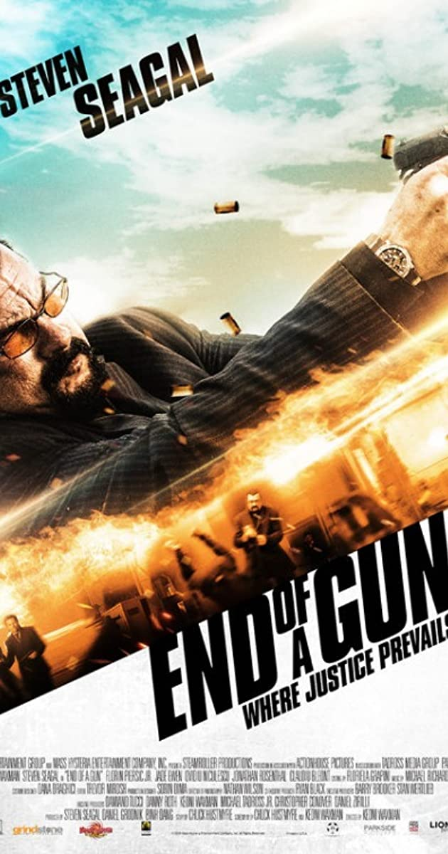 فيلم End of a Gun 2016