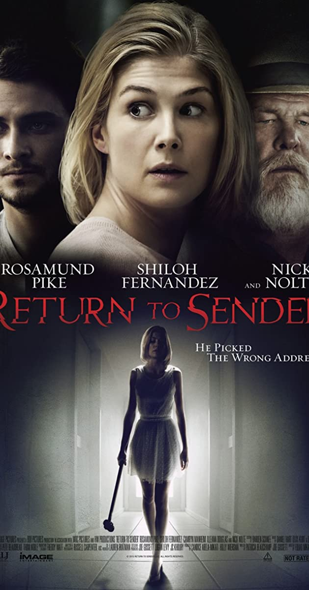 فيلم Return to Sender 2015