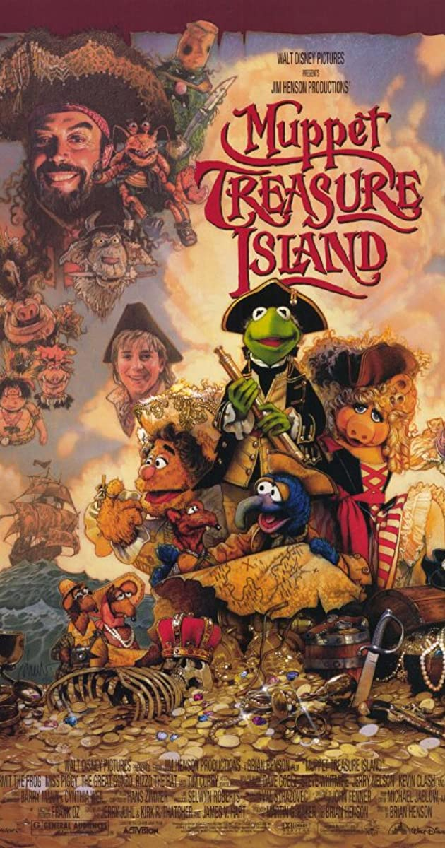 فيلم Muppet Treasure Island 1996