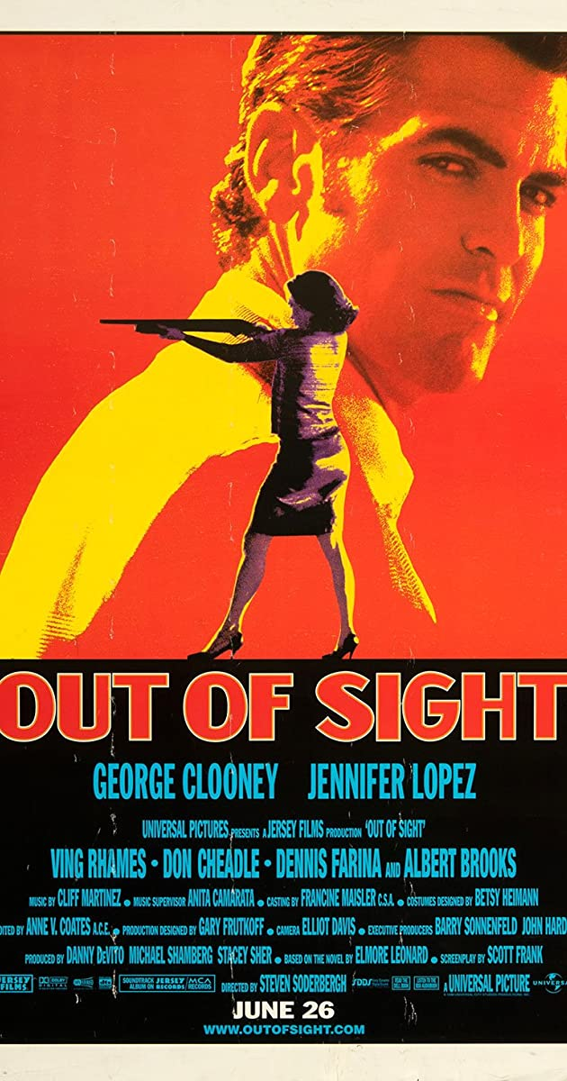 فيلم Out of Sight 1998